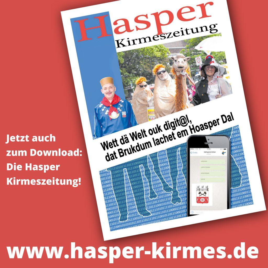 Link zur Hasper Kirmeszeitung 2019
