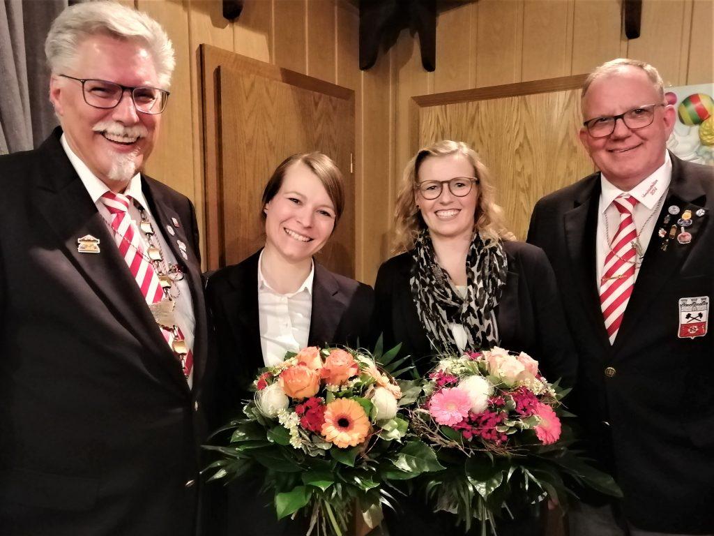 Wechsel im HHBV-Vorstand